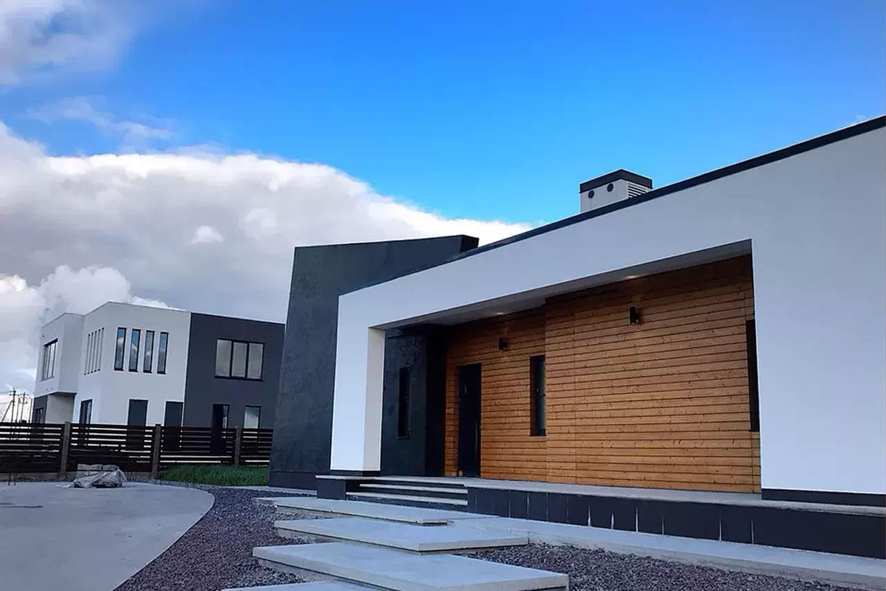 КП у Павловска – Экологические дома (эко дома) – Ecolund: строительство экологических домов