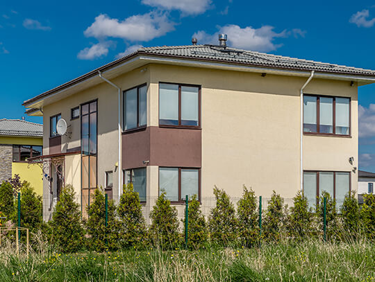 Построенные дома – Экологические дома (эко дома) – Ecolund: строительство экологических домов